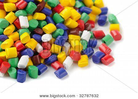 Polymer-Granulat