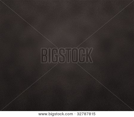Dark Leather Texture Background