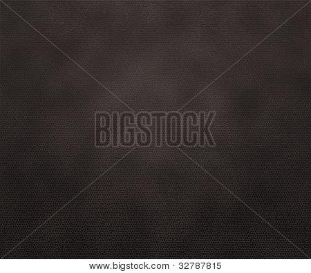 Dark Leather Texture Background