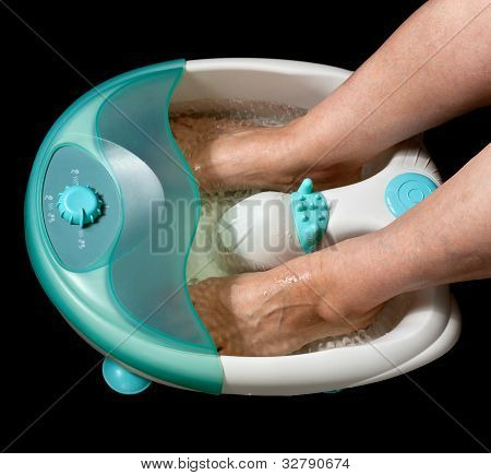 Electric Water Feet Massager