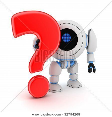 Robot And Sign Question