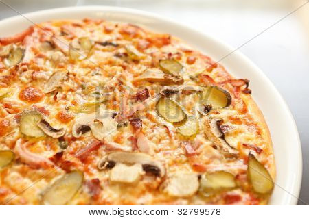 leckere pizza