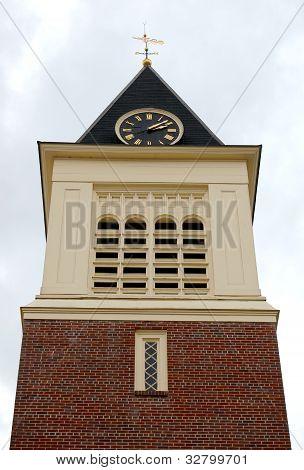 Unique Church Steeple