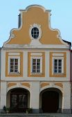 Historical Czech House poster