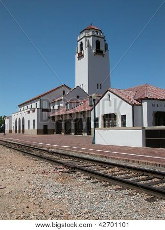 Estação de trem de Boise 2