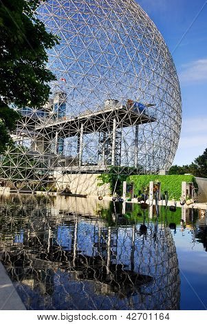 The Biosphere of Montreal
