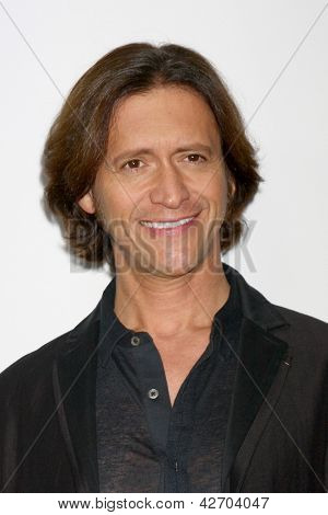 LOS ANGELES - FEB 26:  Clifton Collins Jr. arrives at the ABC's Red Widow event at the Romanov Restaurant Lounge on February 26, 2013 in Studio City, CA