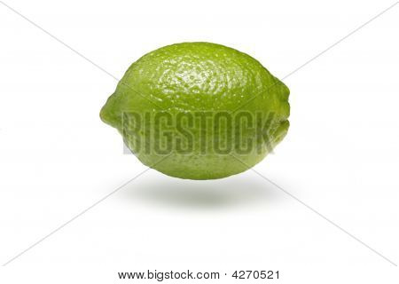 Green Lime Floating