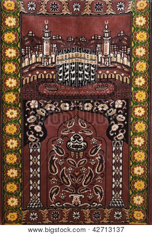 Muslim Carpet For Pray Seccade