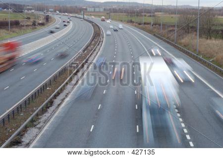 Motorway Blur