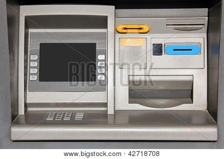 Outdoor Atm Cash Machine