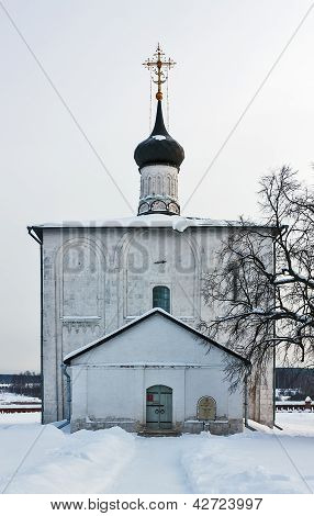 The Church Of Boris And Gleb In Kideksha, Russia