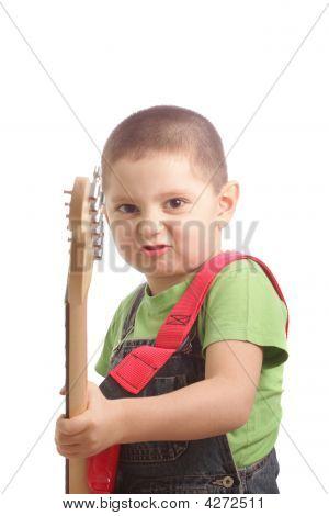 Little Rock Guitarist