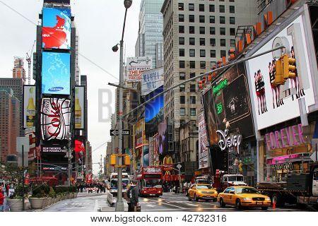 Times Square. Cidade de Nova York