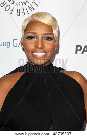 LOS ANGELES - FEB 27:  NeNe Leakes arrives at the PaleyFest Icon Award 2013 at the Paley Center For Media on February 27, 2013 in Beverly Hills, CA
