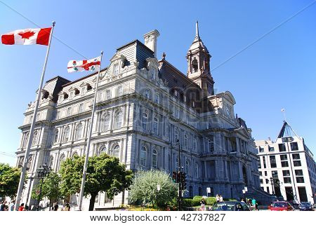 Montreals Rathaus
