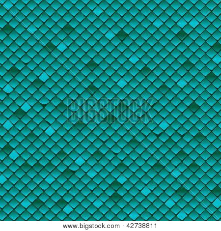 Turquoise cover background