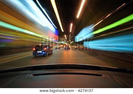 Nacht-Verkehr