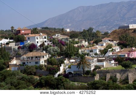 Resort. Holiday Or Vacation Apartments, Spain