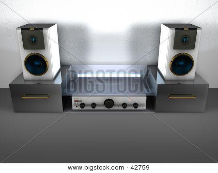 HIFI-Speaker System
