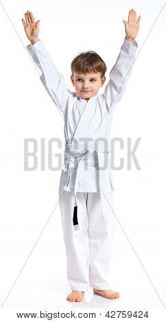 Aikido boy