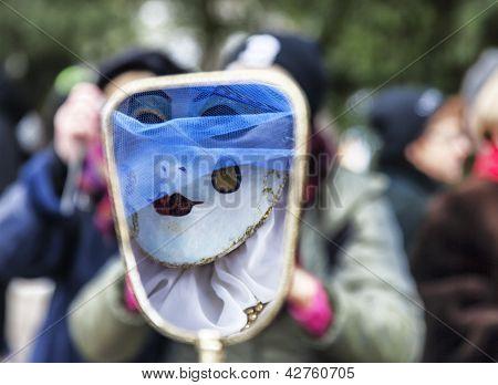 Masquerade Abstract