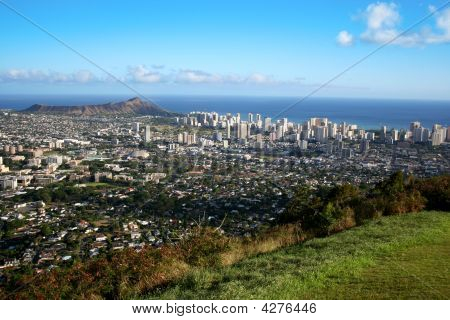 Waikiki And Honolulu