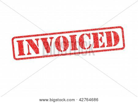 Invoiced Stamp