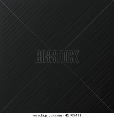 Dark grey stripes embossed background