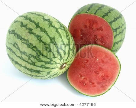 Juicy Watermelon Pair