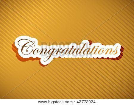 Parabéns letras