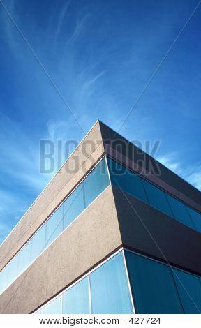 Corporate Building Corner