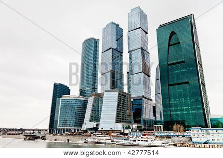 Moscow City Office Center