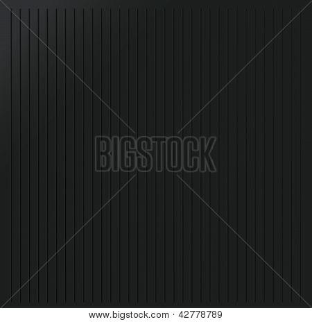 Black stripes embossed background