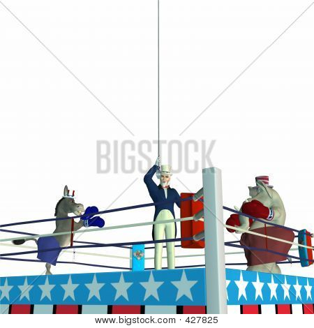 Political Party - Boxing 1
