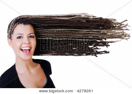 Stylish Dreadlocks