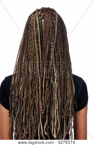 Hairstyle Dreadlocks