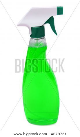 Spray Bottle - Glass Cleaner