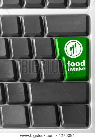 Computer Keyboard,  With