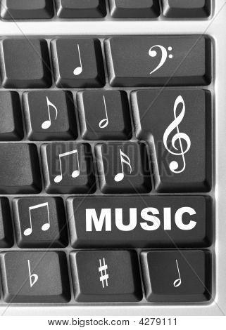 Computer Music Keyboard