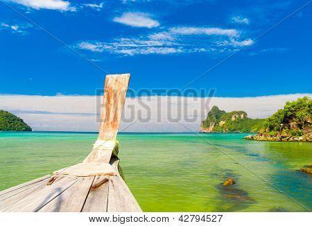 Sea Trip Thai Vessel