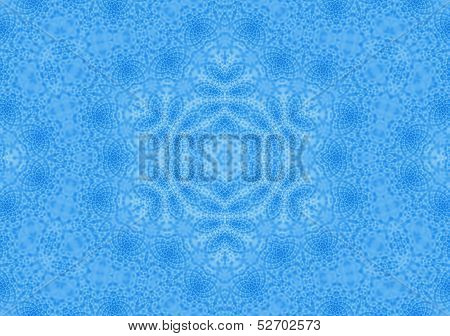 Background With Blurred Pattern
