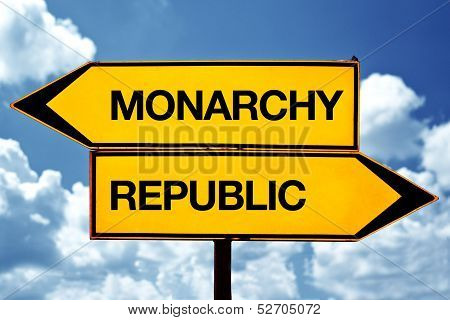Monarchy Or Republic