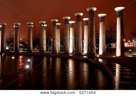 Bi Centennial Park Nashville  Carillon