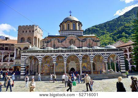 Monastery of Saint Ivan of Rila