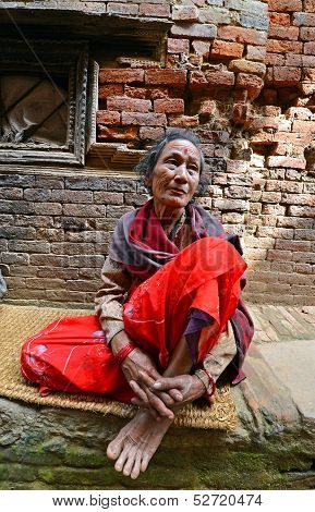 People from Kathmandu's suburbs living in poverty