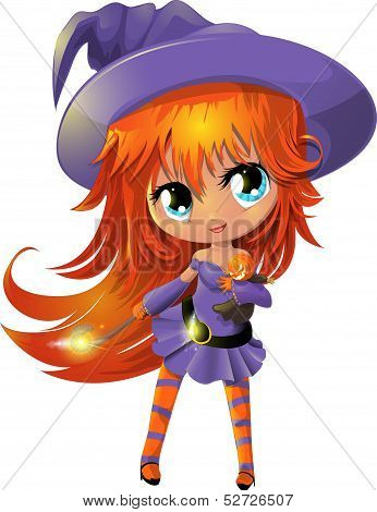 Halloween  Little Witch