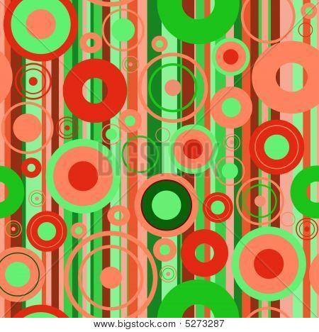 Stylish Green Background.