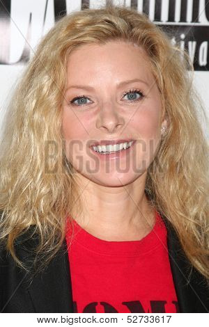 LOS ANGELES - OCT 19:  Cady McClain at the