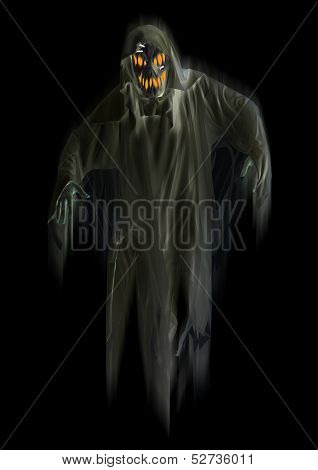 Devil Ghost isolated